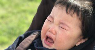 赤ちゃん 泣く なぜ